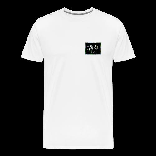 Clmbs-Logo - Männer Premium T-Shirt