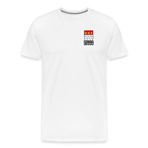50999 über der Brust - Männer Premium T-Shirt
