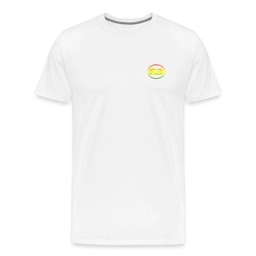 logo rasta - Men's Premium T-Shirt
