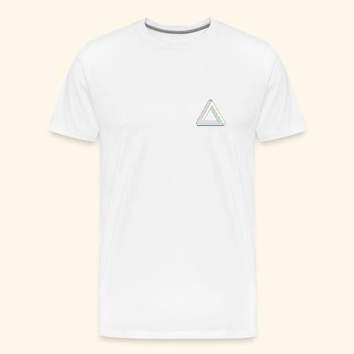 Triangle penrose - T-shirt Premium Homme