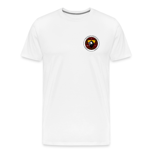 bordeaux graphic logo - Men's Premium T-Shirt