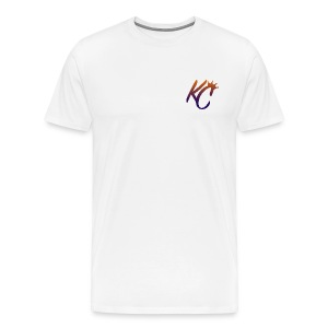 KC COLOURFUL - Men's Premium T-Shirt