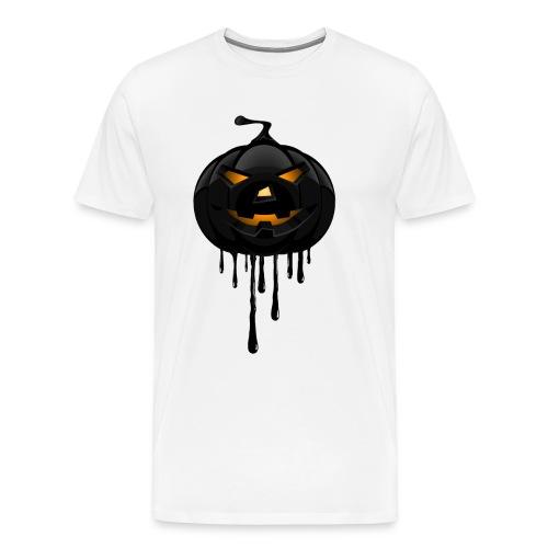 Black Pumpkin - Men's Premium T-Shirt