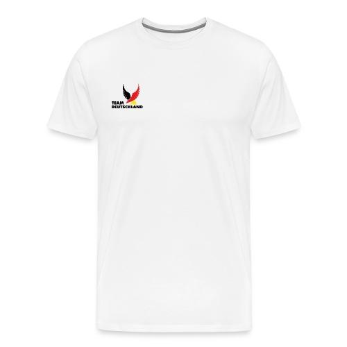TEAM DEUTSCHLAND - Männer Premium T-Shirt
