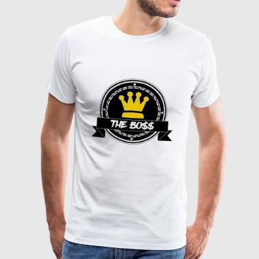 il Boss - Maglietta Premium da uomo