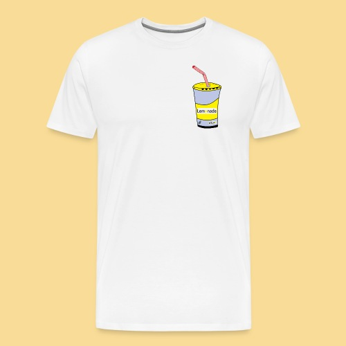 OnEyed Lemonade - Mannen Premium T-shirt