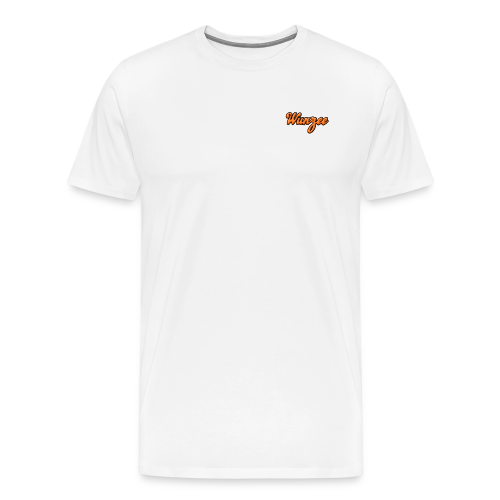 New Wunzee Design - Men's Premium T-Shirt