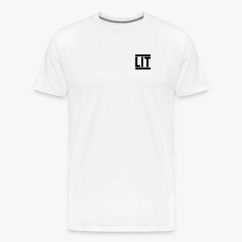 Lit - Männer Premium T-Shirt