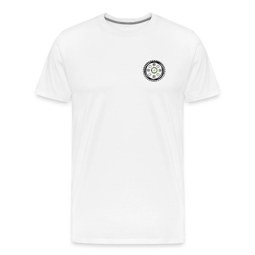 Weed Logo - Camiseta premium hombre