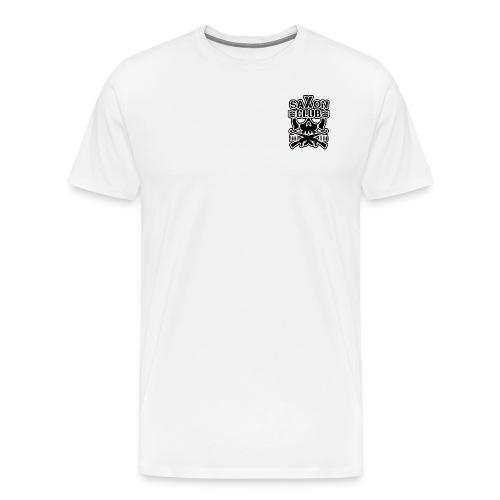 Saxon Club - Men's Premium T-Shirt