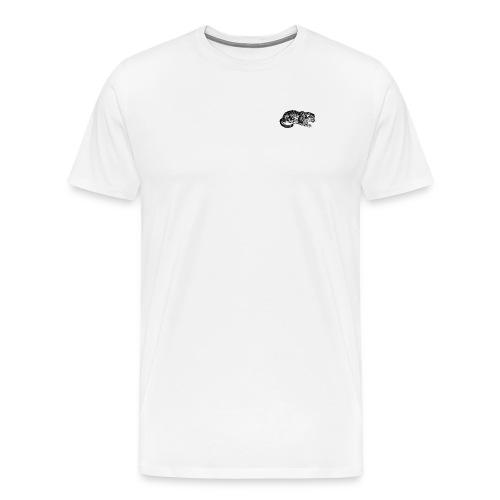 Distance - Männer Premium T-Shirt