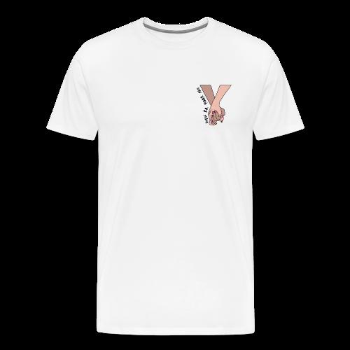 Wen er maar aan meiden - Mannen Premium T-shirt