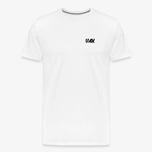 VAX LOGO - T-shirt Premium Homme