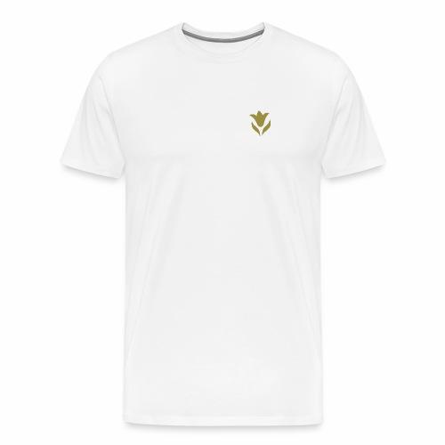 E.C. Fischer Logo - Männer Premium T-Shirt