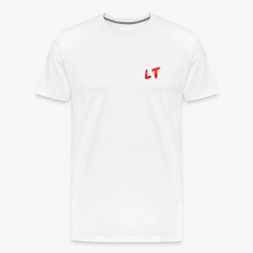 Shirt mannen - Mannen Premium T-shirt