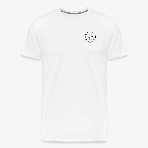 Official GS Circular Small Design - Men's Premium T-Shirt