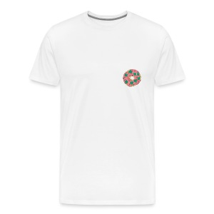 Donut and Broccoli - T-shirt Premium Homme