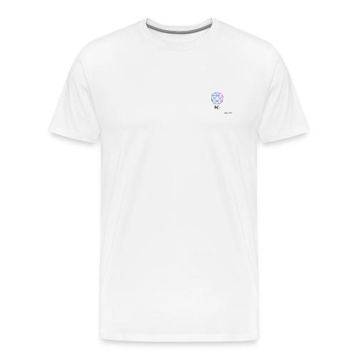 8BE180FF A03D 4C99 B528 99798168447D - Premium-T-shirt herr