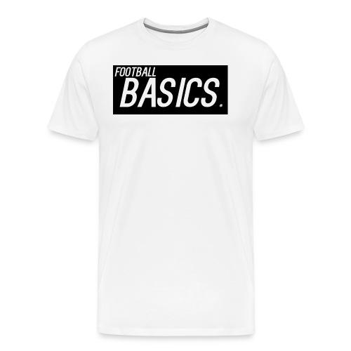 BLACK_AND_WHITE - Men's Premium T-Shirt