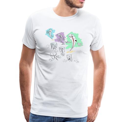 Sunny day - Mannen Premium T-shirt