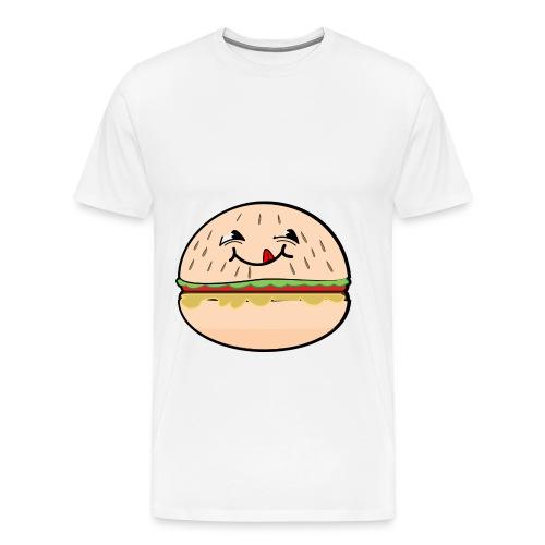 collection hamburger limité - T-shirt Premium Homme