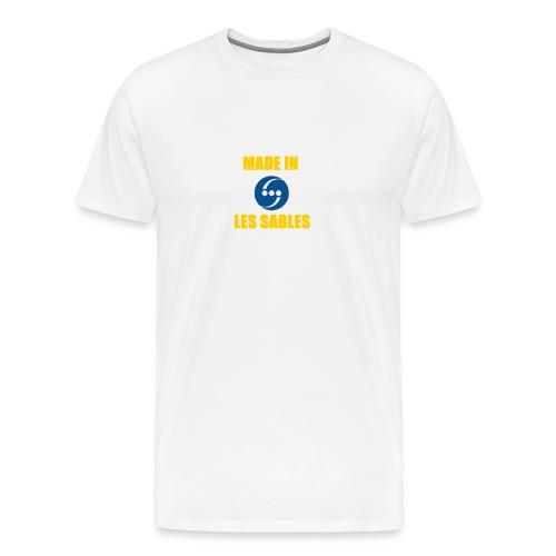 LES SABLES - T-shirt Premium Homme