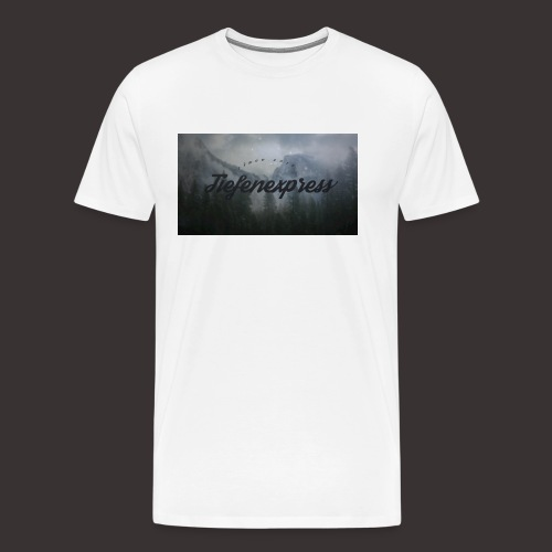 Tiefenexpress Logo 2016 - Männer Premium T-Shirt
