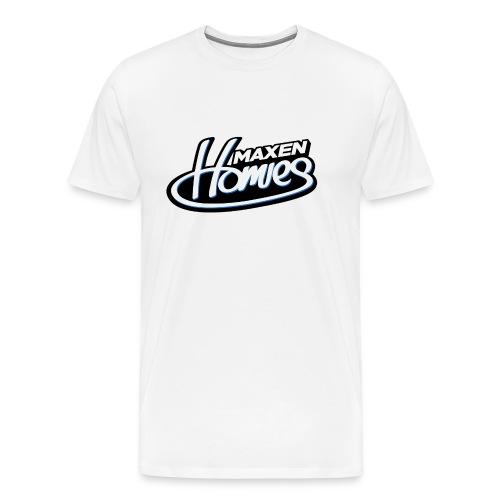 Maxen Homies - Premium-T-shirt herr