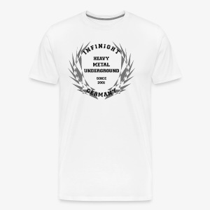 InfiNight College Logo dark used - Männer Premium T-Shirt