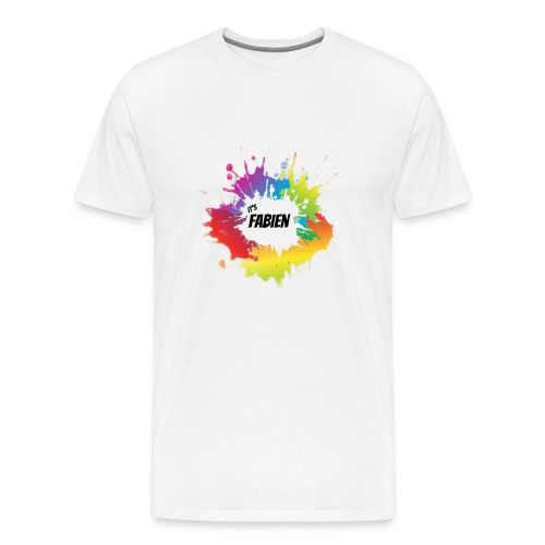 Splat - Men's Premium T-Shirt