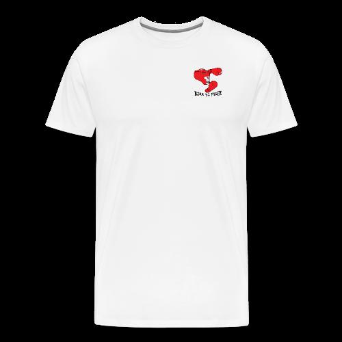 Born to Fight - Männer Premium T-Shirt