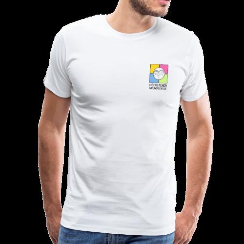 Höchstener Grundschule - Männer Premium T-Shirt
