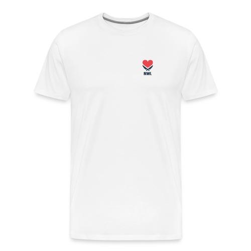 Schwerter kreuzen - Männer Premium T-Shirt