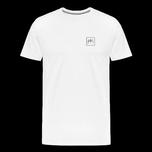 GM Logo Black - Männer Premium T-Shirt