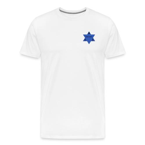DAS first logo - Herre premium T-shirt