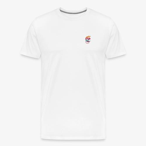 Elemental Retro logo - Men's Premium T-Shirt