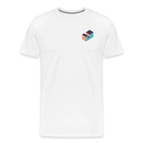 ballenaRosa - Camiseta premium hombre
