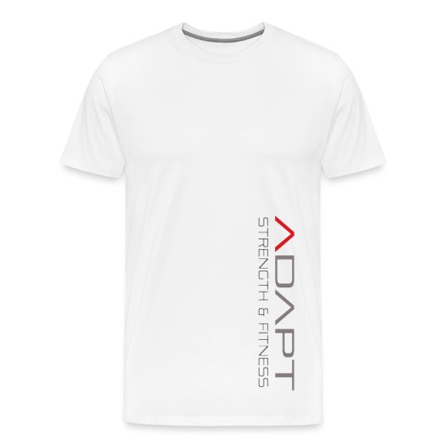 whitetee - Men's Premium T-Shirt