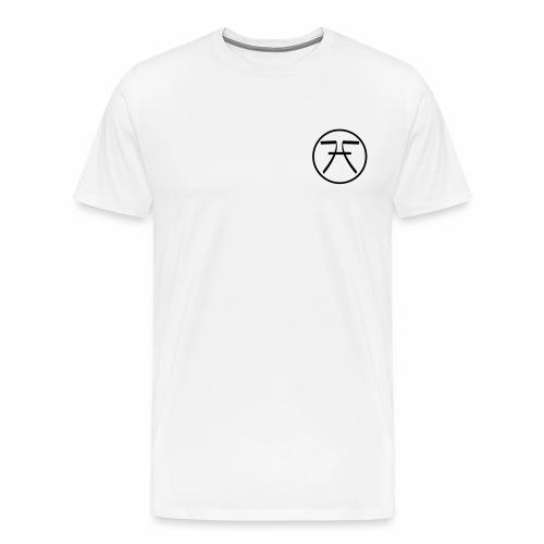 FHF Logo - Men's Premium T-Shirt