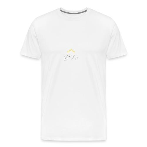 Sayrah's Logo 👑 - T-shirt Premium Homme