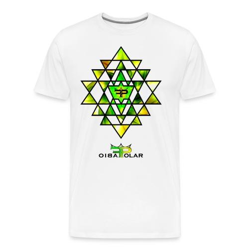 gelb schrteterwarzgfhgfhgf - Männer Premium T-Shirt