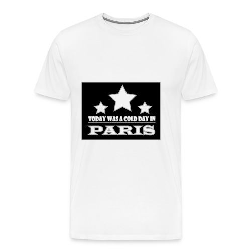 ColdParis - T-shirt Premium Homme