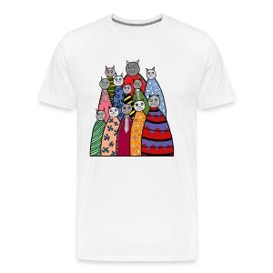 Matriochkat 02 - T-shirt Premium Homme