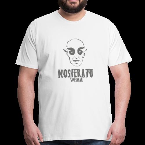 Nosferatu Horrorfilm Horror Gruselig - Männer Premium T-Shirt