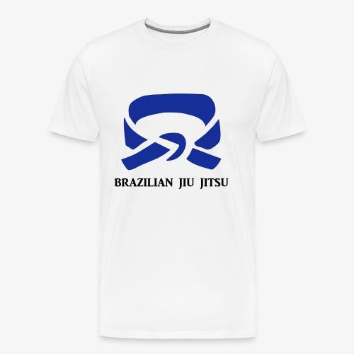 BJJ Blue Belt Clothing - Men's Premium T-Shirt