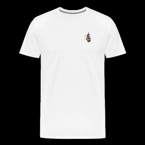 DubbleS logo - Mannen Premium T-shirt