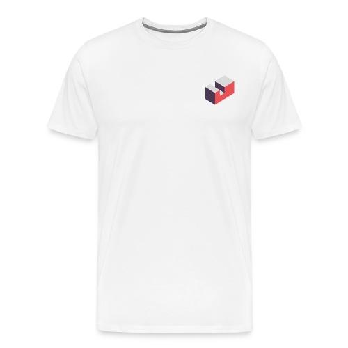 ballenaRoja - Camiseta premium hombre