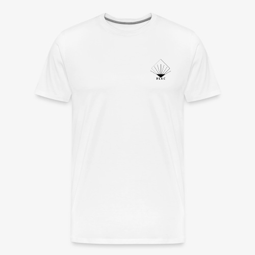 Logo DLC Noir - T-shirt Premium Homme