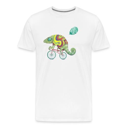 Fast lizard - T-shirt Premium Homme