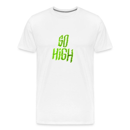So high - T-shirt Premium Homme